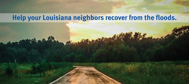 Louisiana United Ways Respond to the Devastating Floods